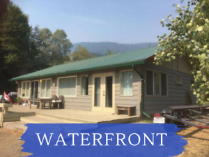 Brand New Waterfront Listing! 3bd/2ba