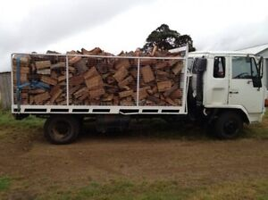 Ute Load of Quality Hardwood Firewood Delivered St Lucia Brisbane South West Preview