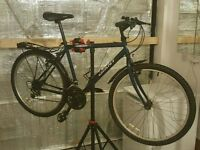 Giant commuting bicycle
