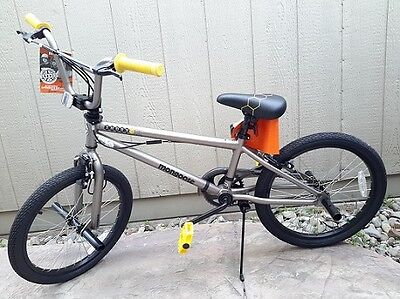 "Brand ""NEW"" Mongoose Index 1.0 FreeStyle BMX Bike"
