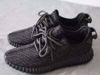 Adidas Yeezy 350 Boost Pirate Black New with Original Bags