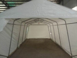 HEAVY DUTY CAR SHELTER 8*11*16 SPECIAL PRICE ( BRAND NEW)