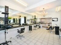 Salon / Hairdresser Chair For Rent in Bedford