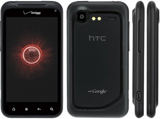 HTC 6350 Droid Incredible 2 - Black (Verizon) Smartphone
