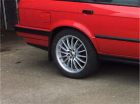 "Multifit 17"" Alloys. 4x100 4x108"