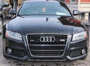 Audi A5 a-line 3.2 manual Quattro 2009