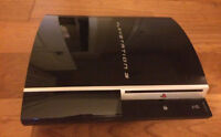 Playstation 3, 80GB for sale with 10 games, must go Wed or Thurs