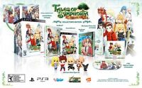 BRAND NEW RARE Tales of Symphonia Chronicles Collector's Edition