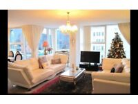 Luxury 2 bed apartment Liverpool City Centre with views of 3 Graces, gym and car park included