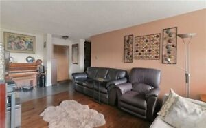 Two Bedroom Unit With Stainless Steel Appliances & Engineered