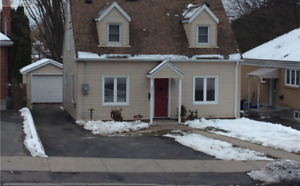 Entire House East City RENTAL available April 1st, 2019