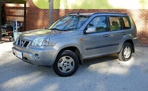 2003 Nissan X-Trail T30 ST Silver 4 Speed Automatic Wagon Upper Ferntree Gully Knox Area Preview