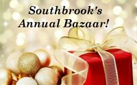 CRAFT VENDORS WANTED- Southbrook's Annual Christmas Bazaar