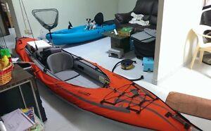 Advanced Elements Inflatable/Convertible Kayak - new