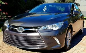 2016 Toyota Camry ASV50R Altise Grey 6 Speed Sports Automatic Sedan Dingley Village Kingston Area Preview