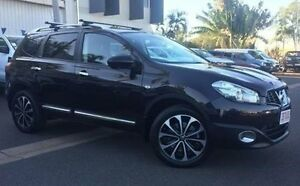 2013 Nissan Dualis J107 Series 3 MY12 +2 Hatch X-tronic 2WD Ti-L Purple 6 Speed Constant Variable Berrimah Darwin City Preview
