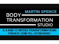 Weight Loss Body Transformation Sessions