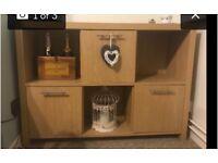 Next display cupboard