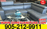 NO TAX 2PCS SECTIONAL SET $999