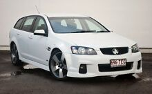 2013 Holden Commodore VE II MY12.5 SV6 Sportwagon White 6 Speed Sports Automatic Wagon Tweed Heads South Tweed Heads Area Preview