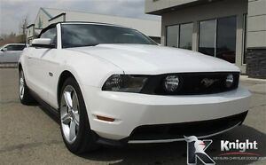 2012 Ford Mustang GT Convertible Heated Leather
