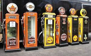 KUSTOM PETRO CABINETS, GAS PUMP, DISPLAY CABINET, GUN LOCKER,