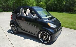 2009 Smart Fortwo Passion Coupe (2 door)