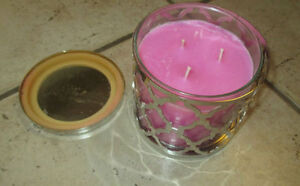 Various candle/tea light holders, NEW scented candles, etc... Kitchener / Waterloo Kitchener Area image 3