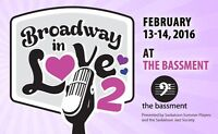 Performers for Broadway in Love (Saskatoon Summer Players)
