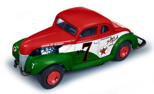 2020 TEXACO 1940 FORD COUPE DIRT TRACK RACER REGULAR #37 IN SERIES, SOLD OUT