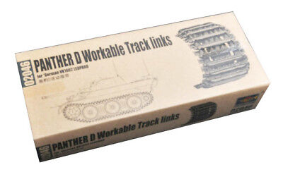 Trumpeter 9362046 Panzerketten für Kampfpanzer Panther D 1:35 Modellbausatz