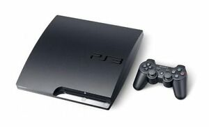 PS3 150 GB with 3 Games