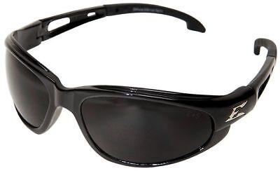 Edge Dakura Safety Glasses Sunglasses Black Frame Smoke Anti-Fog Lens ANSI Z87 for sale  Shipping to Canada