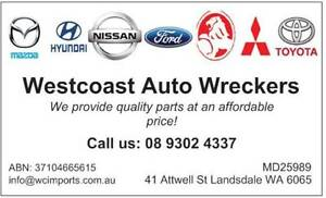 Westcoast Auto Wreckers Landsdale Wanneroo Area Preview
