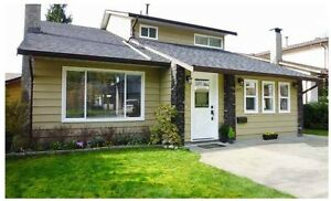 Whole house for rent near Coquitlam center