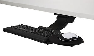 WANTED: Under Desk Keyboard Tray