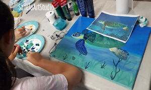 Young Adults Art Classes (12-17y) Kitchener / Waterloo Kitchener Area image 3