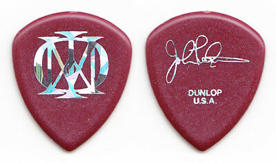 Dream Theater John Petrucci Signature Dunlop Red Flow Guitar Pick - 2018