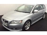 Volvo V50 1.6D D2 ( 115PS ) 2012MY R-Design FROM £31 PER WEEK !