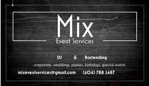 LGBTQ dj & bartending event services-weddings, parties