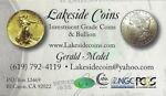 Lakeside Coins
