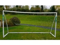 Samba Football Goal for Sale, 12ft by 6ft, High quality, Great fun