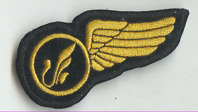 MAHAN Air Iran Airlines Flight Attendant Wing Patch -