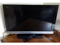 "Sony Flat Screen Digital TV Bravia KDL-32EX301 With Remote 32"""