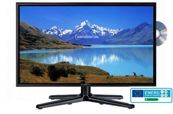 """Reflexion LDD 2471 24 Inch DVD Camping 24 """" LED TV DVB-S2 DVB-T HD 12V 230V Fer"""