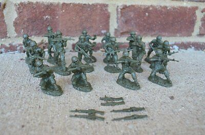New TSSD US Marines Infantry Vietnam War 54MM 1/32 Toy Soldiers Weapons