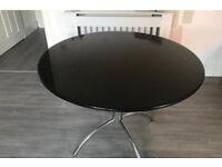 Black granite kitchen / diner table