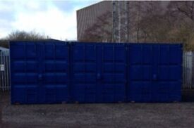Self Storage available to rent in Hinckley, Leics.