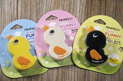 Little Duckling Correction Tape Cute Animal School Supply St