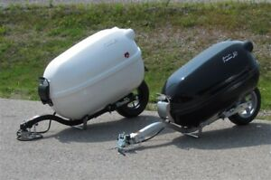 Third Wheel Motorcycle Trailer